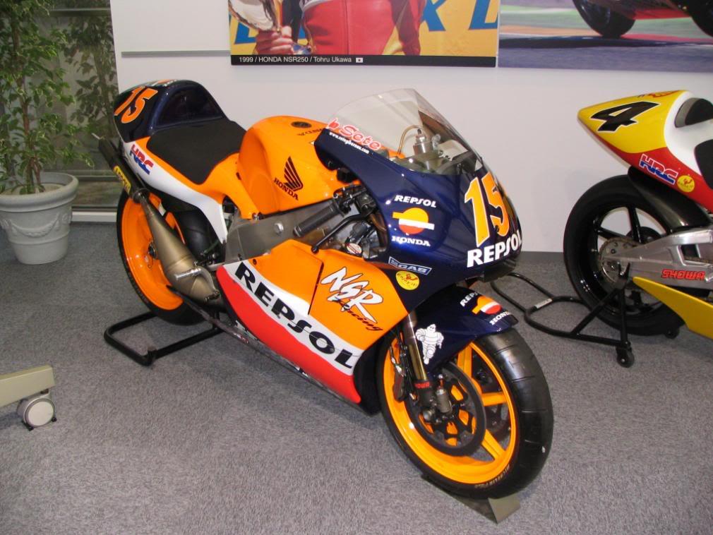 Honda Collection Hall ... IMG_1616