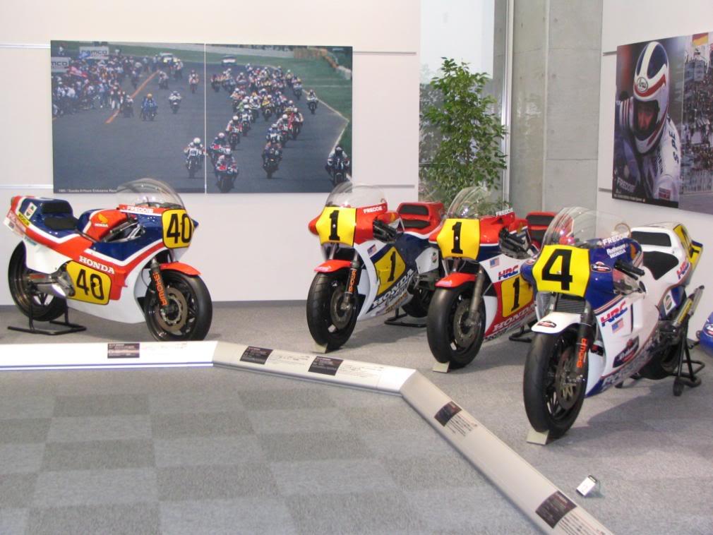 Honda Collection Hall ... IMG_1620