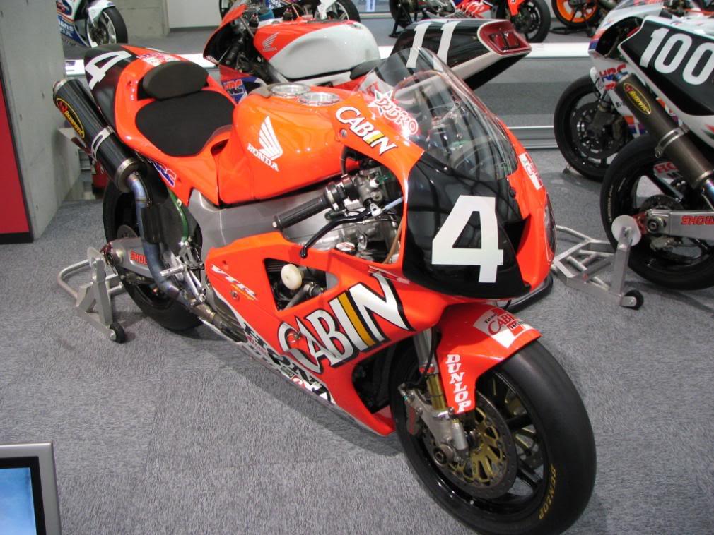 Honda Collection Hall ... IMG_1627