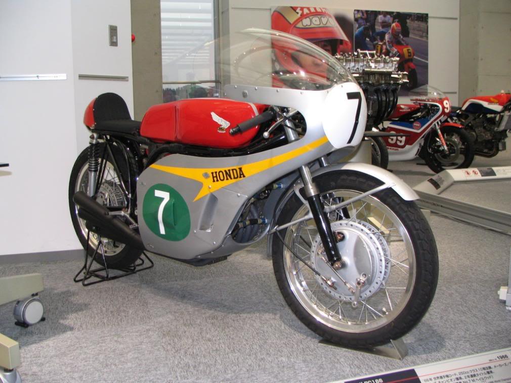 Honda Collection Hall ... IMG_1634
