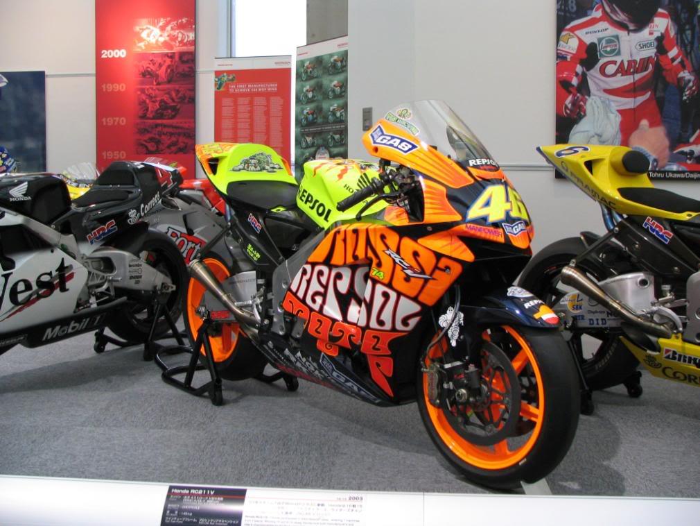 Honda Collection Hall ... IMG_2124