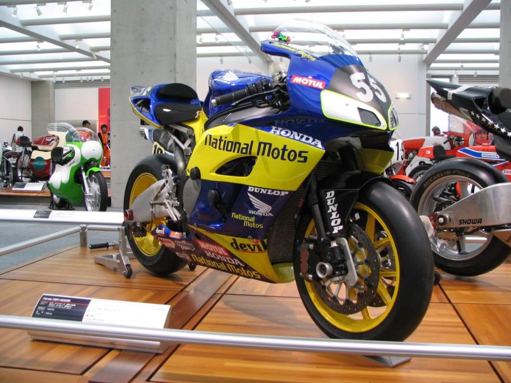 Honda Collection Hall ... IMG_2125
