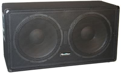 My new Seismic Audio cabinets Sa-215-2