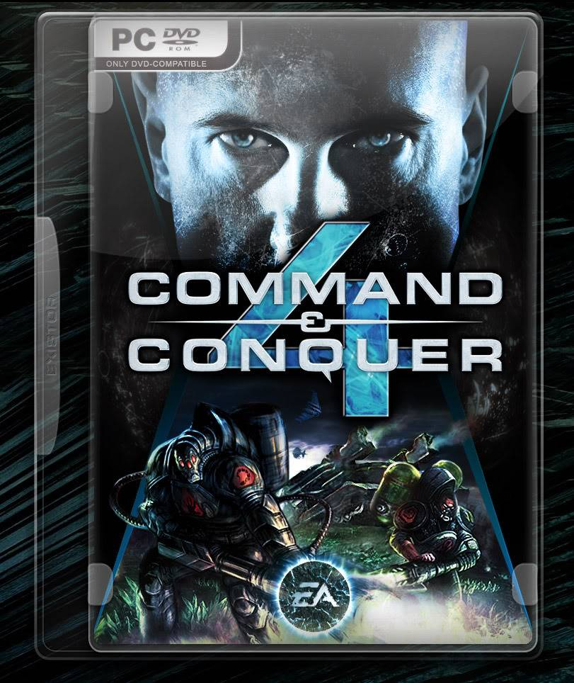 Command And Conquer 4 Tiberian Twilight - RELOADED CnC4coverbyExistor