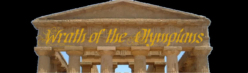 Wrath of the Olympians