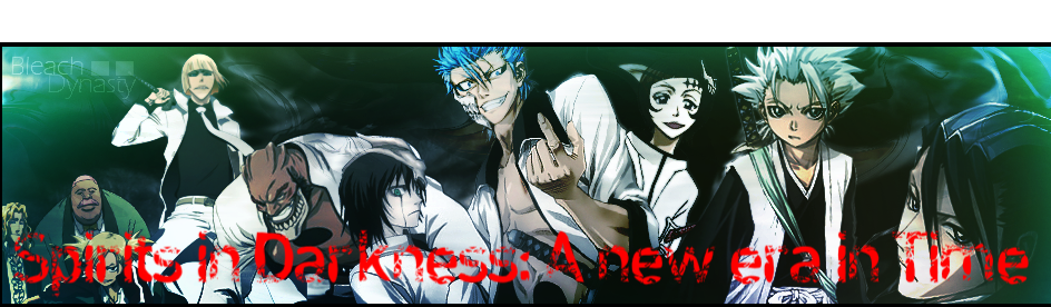 Bleach; Spirits in Darkness: A new era in Time