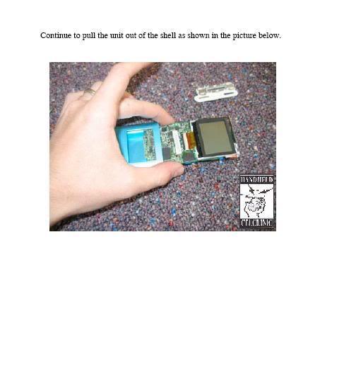 COMPLETE GUIDE and DISMANTLE of iPOD Mini Mini4