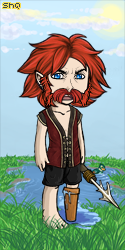 Jeedai's Personal Characters One-Leg_Subeta_byJeedai