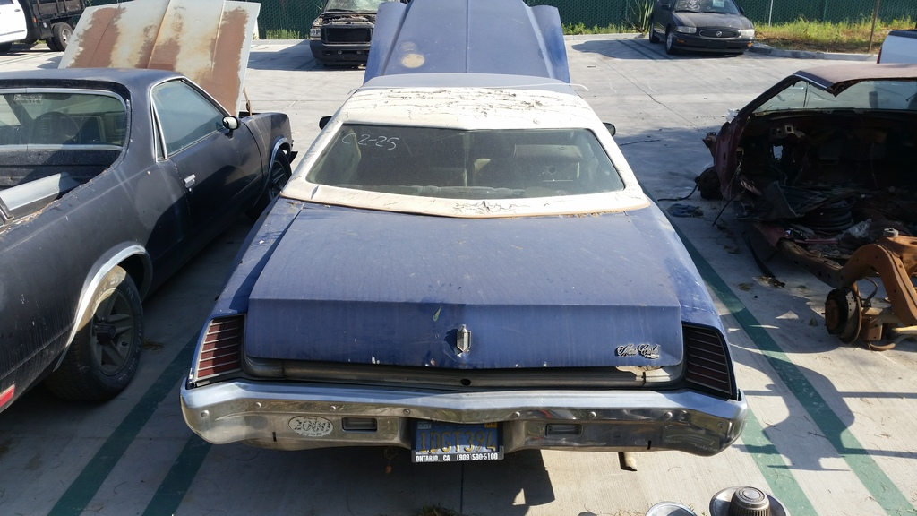 73 monte carlo parting out! 20170525_171814