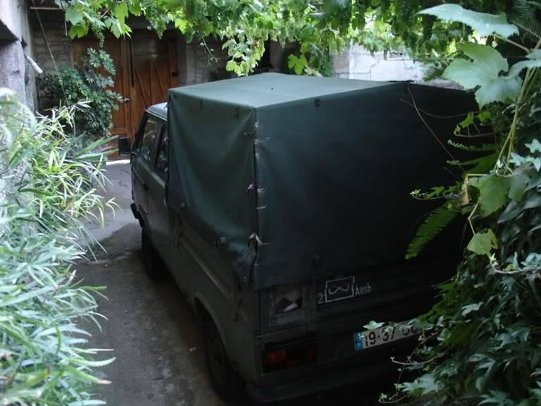 Volkswagen T3 Military DOKA DSC07405