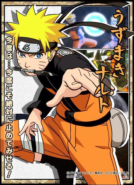 Imagenes de Uzumaki Naruto :3 Naruto