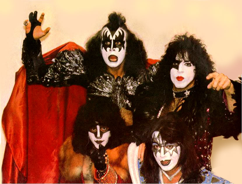1980 UNMASKED KISSNorway32565