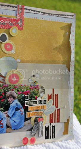 What I did with the May 2012 Kit  Special-friends-close