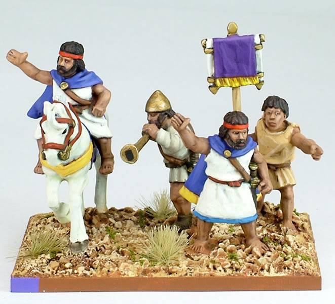[Liens] Armées hellenistiques et puniques d' autres joueurs - Page 2 Numidian-Genreral-01