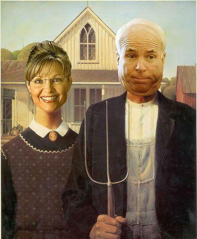 Eleccions EUA Mccain-palin-gothic