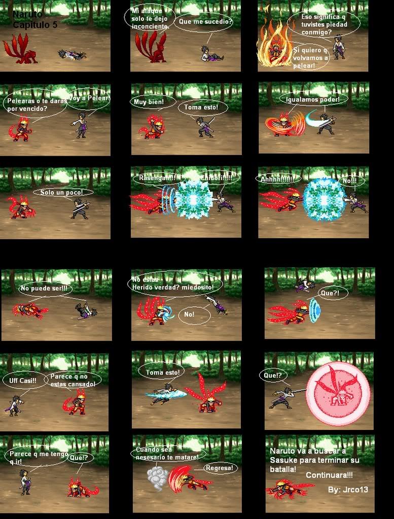 Naruto Comic (Cap 5) Cap5