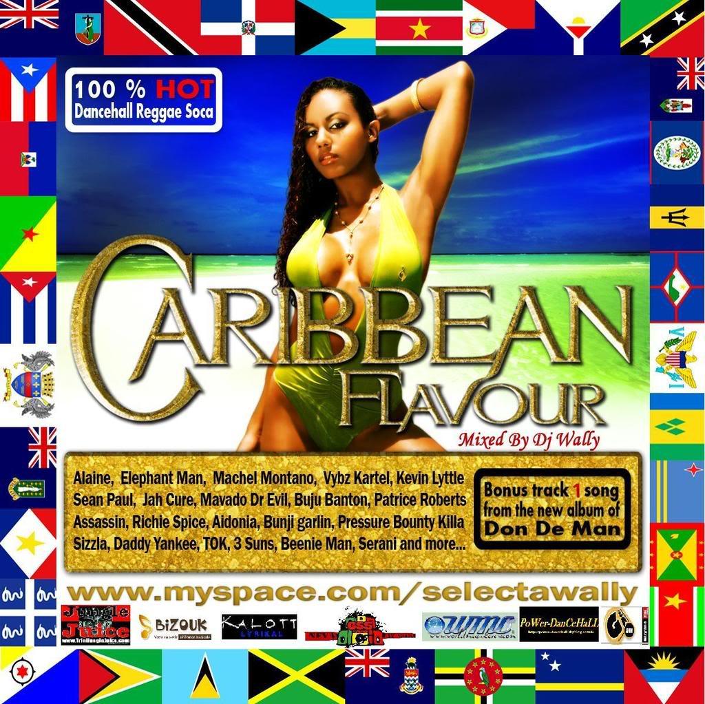 Caribbean flavour