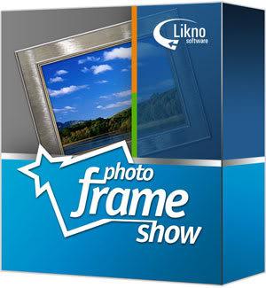 برنامج لتززين الصور Photoframeshowbox