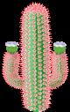 Flowering Cacti Scfrc682735