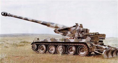 """مقارنة بين مصر واسرائيل """" المقارنة الاشمل """" M110-203mm"""