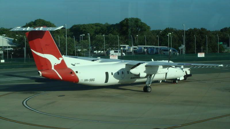 Brisbane - International (BNE / YBBN) DSC03688