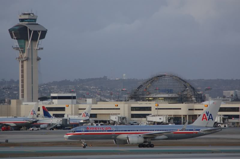 Los Angeles - International (LAX / KLAX) DSC_4479