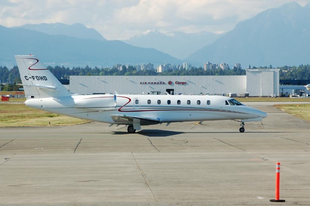 Vancouver International (YVR / CYVR) DSC_7473