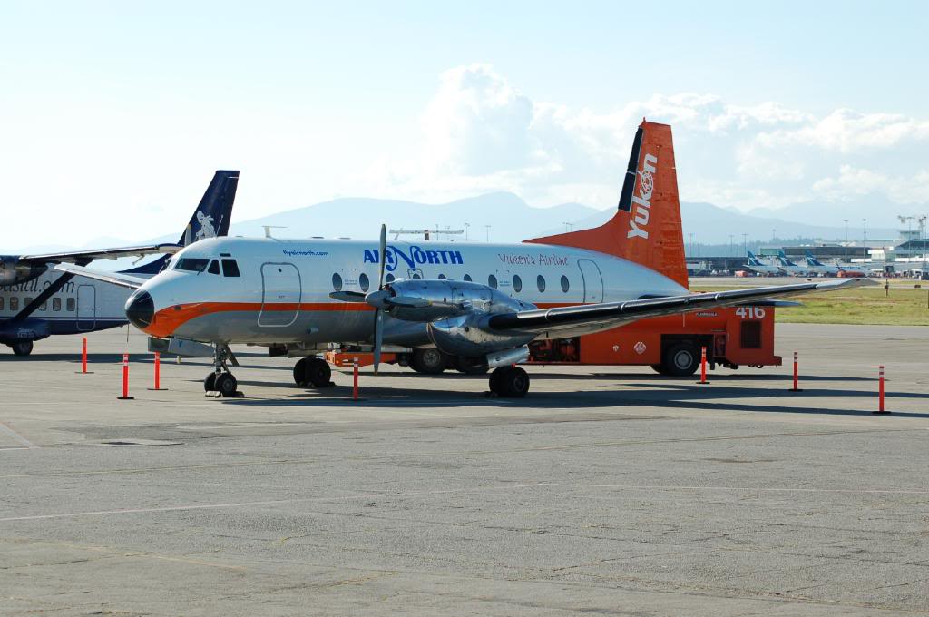 Vancouver International (YVR / CYVR) DSC_7475