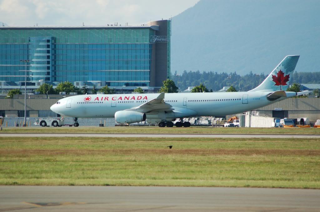 Vancouver International (YVR / CYVR) DSC_7502