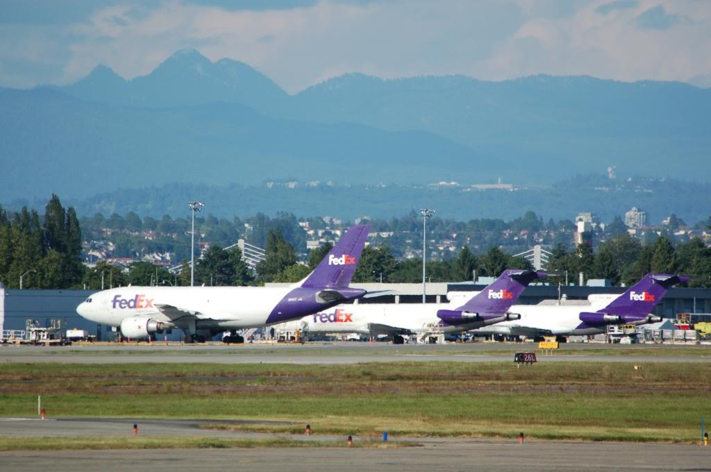 Vancouver International (YVR / CYVR) DSC_7508