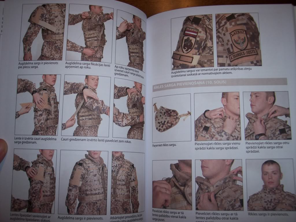 Latvian Military Personal Protective Gear Manual 100_1918