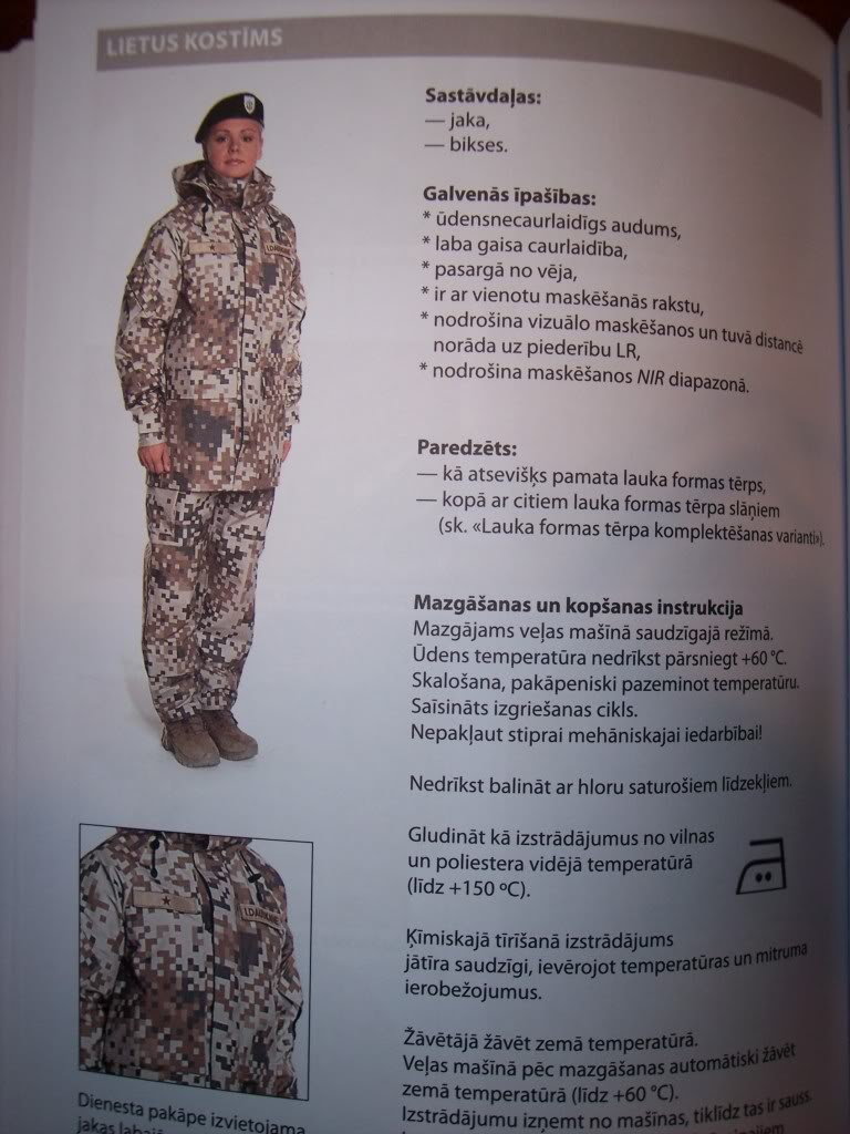 Latvian Military Personal Protective Gear Manual 100_1921