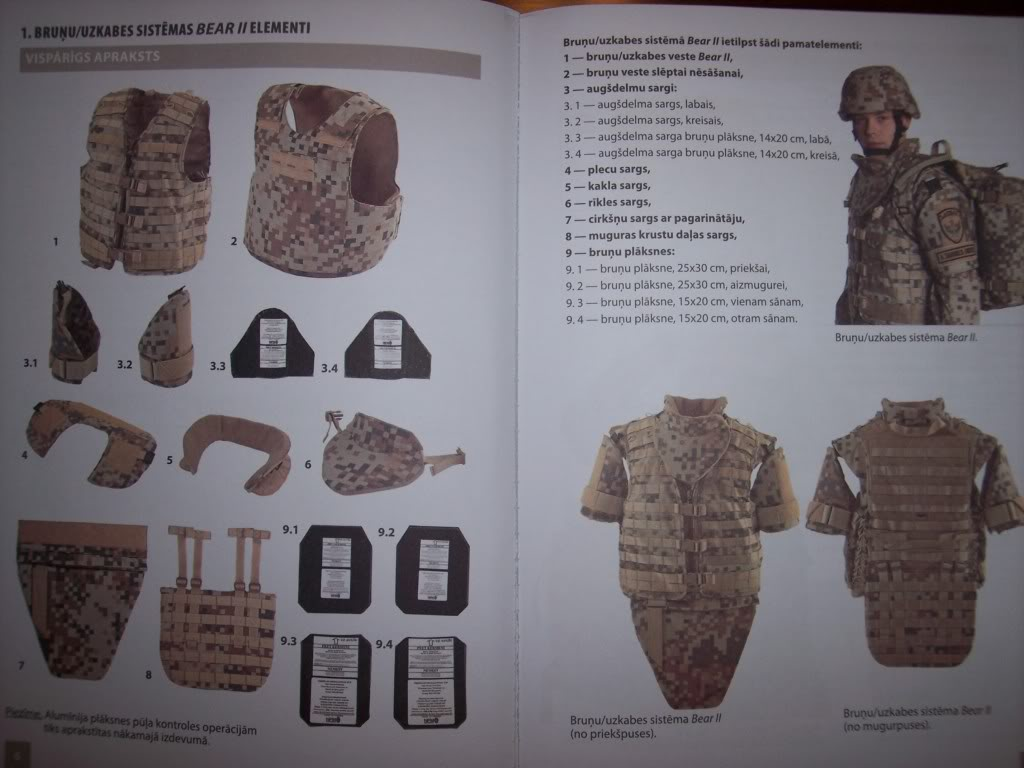 Latvian Military Personal Protective Gear Manual 100_1924