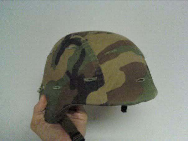 PASGT Helmet BrainBucket