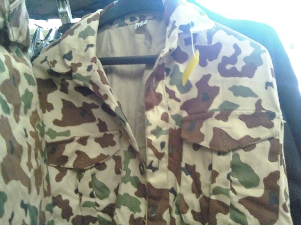 Republican Guard Uniform? 0729001100