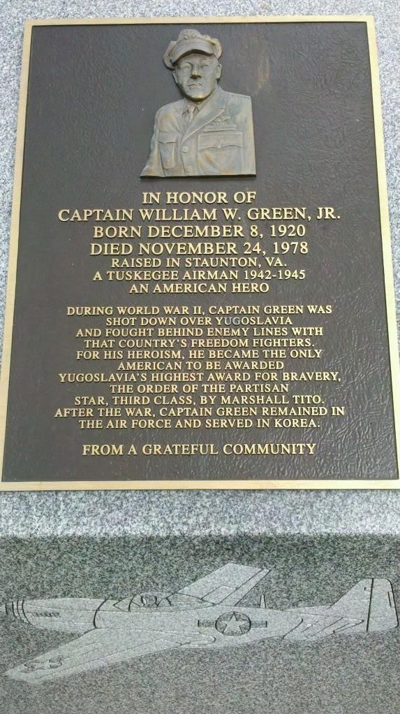 Veteran's Memorial & 116th Infantry Regiment Museum — Staunton, VA 118