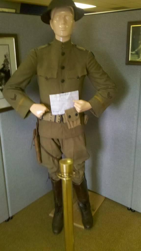 Veteran's Memorial & 116th Infantry Regiment Museum — Staunton, VA 2011-05-19_15-13-10_356