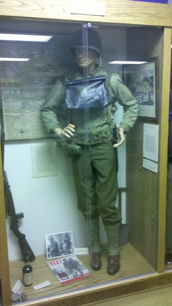 Veteran's Memorial & 116th Infantry Regiment Museum — Staunton, VA 2011-05-19_15-13-27_239