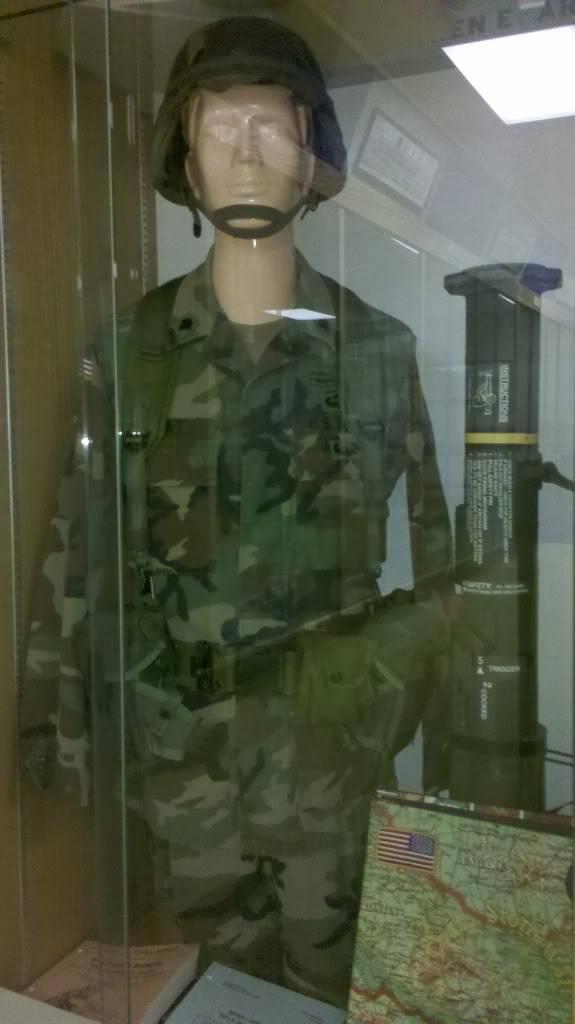 Veteran's Memorial & 116th Infantry Regiment Museum — Staunton, VA 2011-05-19_15-15-19_482