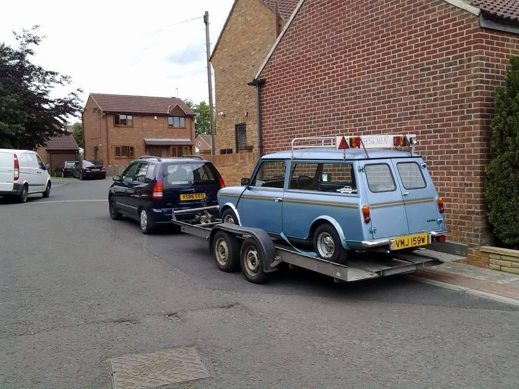 Victor the clubby estate Mini7