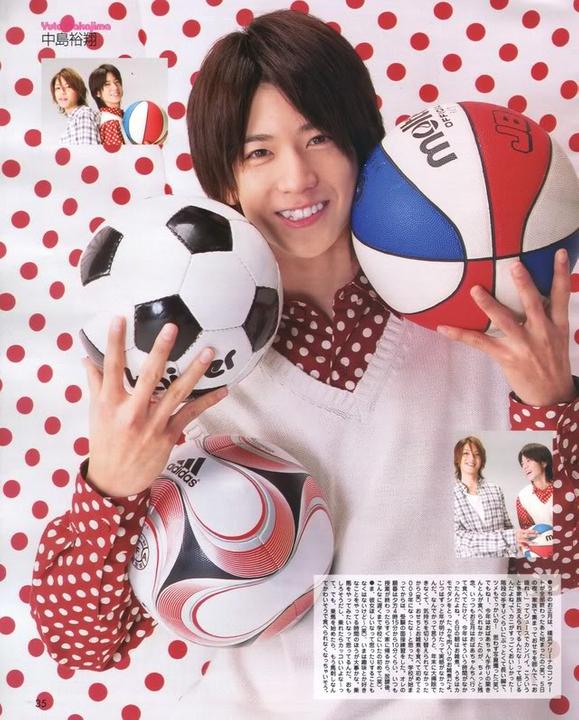 Fan Club de Yuto Nakajima B536739f8dd94669c9e54e0aa2cf007a123