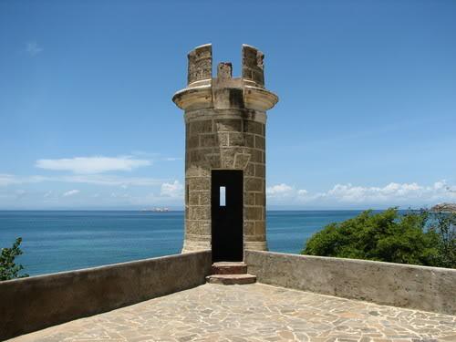 ..:Region Oriental:.. Castillo-carlos-pampatar