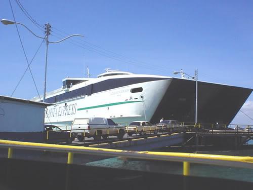..:Region Oriental:.. Ferry-express