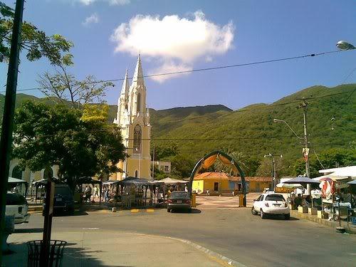..:Region Oriental:.. Iglesia-valle-isla-matgarita