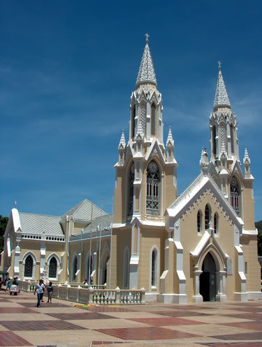 ..:Region Oriental:.. Iglesia-virgen-valle-margarita