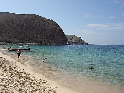 ..:Region Oriental:.. Playa-cautarito-mochima-national