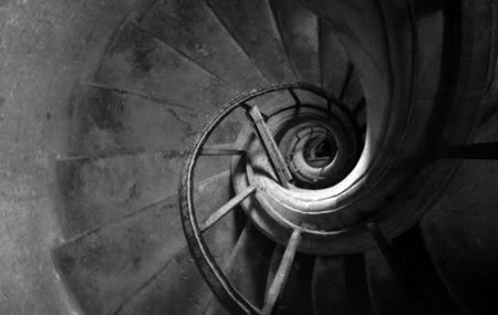 Souterrains Escalier-poules