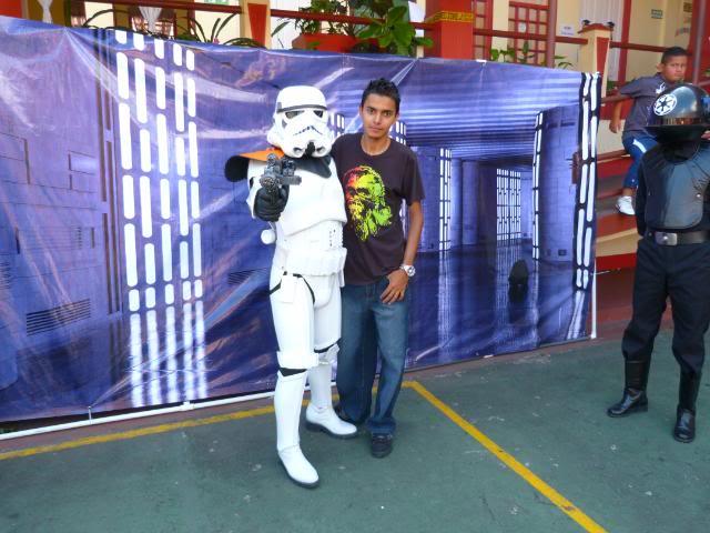 Invasion de la Poderosa Legion 501st de Costa RIca a Turrialba P1010472
