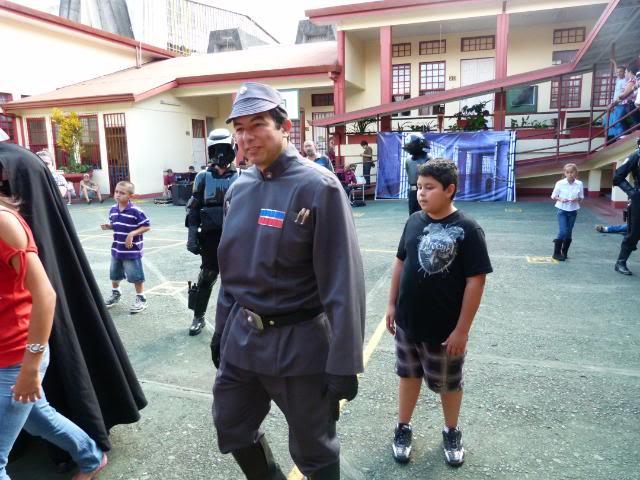 Invasion de la Poderosa Legion 501st de Costa RIca a Turrialba P1010511
