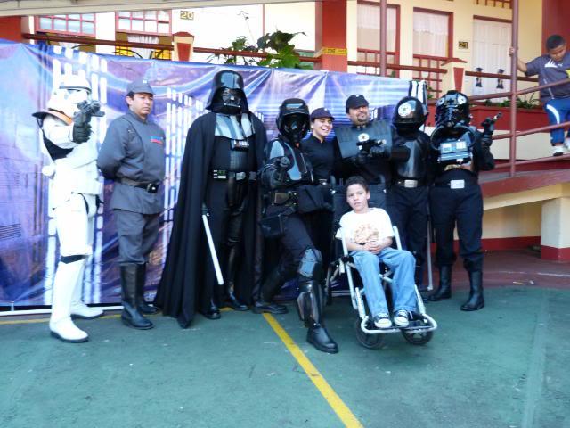 Invasion de la Poderosa Legion 501st de Costa RIca a Turrialba P1010569